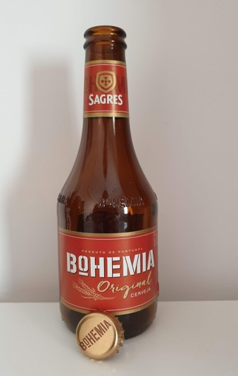 Bohemia Sagres Original