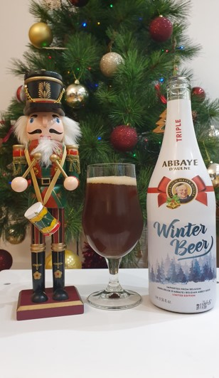 Abbaye D'Aulne Winter Beer