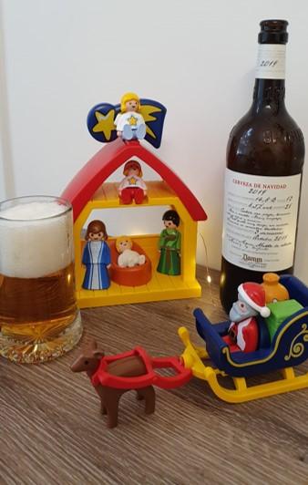 Damm Cerveza de Navidad 2019