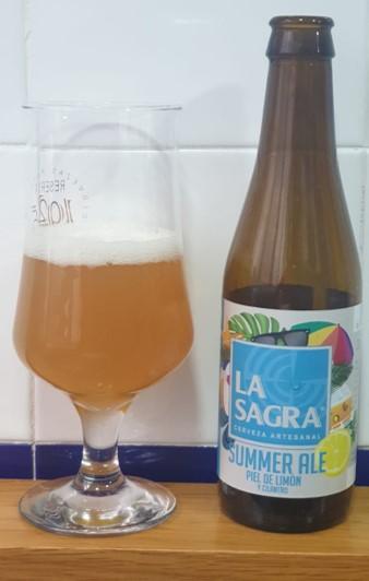 La Sagra Summer Ale