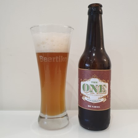 The One Beer Dunkel