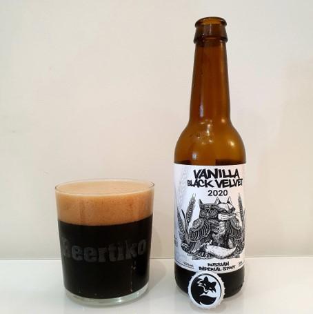 Vanilla Black Velvet