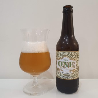 The One Beer Blanche