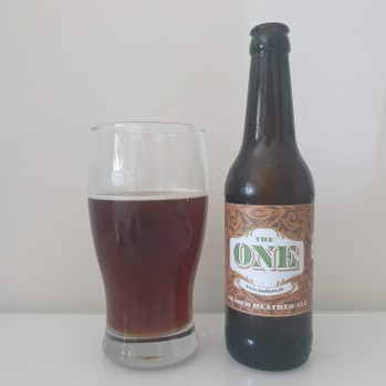 The One Fraoch Heather Ale