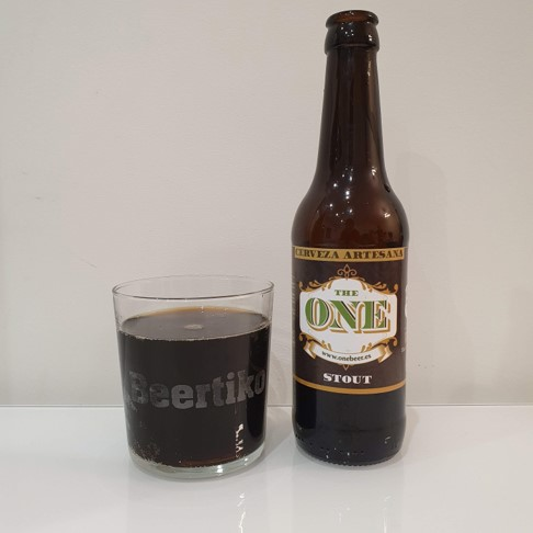 The One Beer Stout