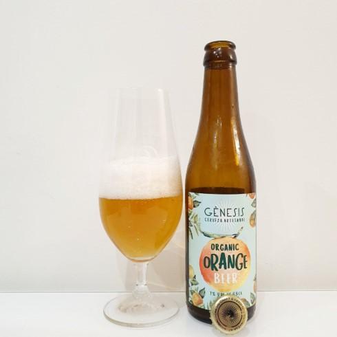 Génesis Organic Orange